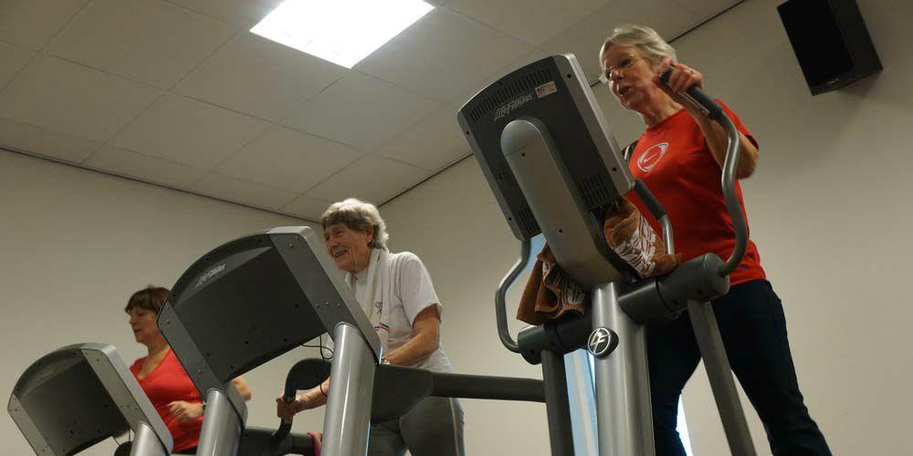 Exercise Assistant Individueel Trainingsschema in combinatie met cardiofitness bij Fitness de Bataaf - Sportschool Den Haag.