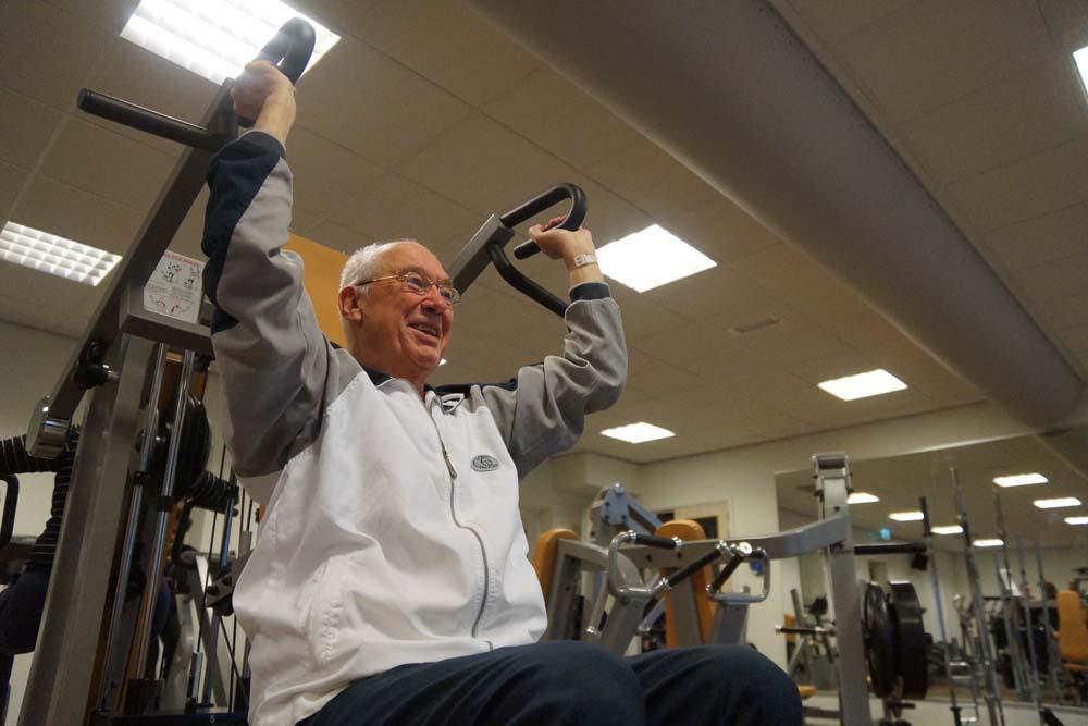 50 Plus Fitness bij Fitness de Bataaf in Den Haag