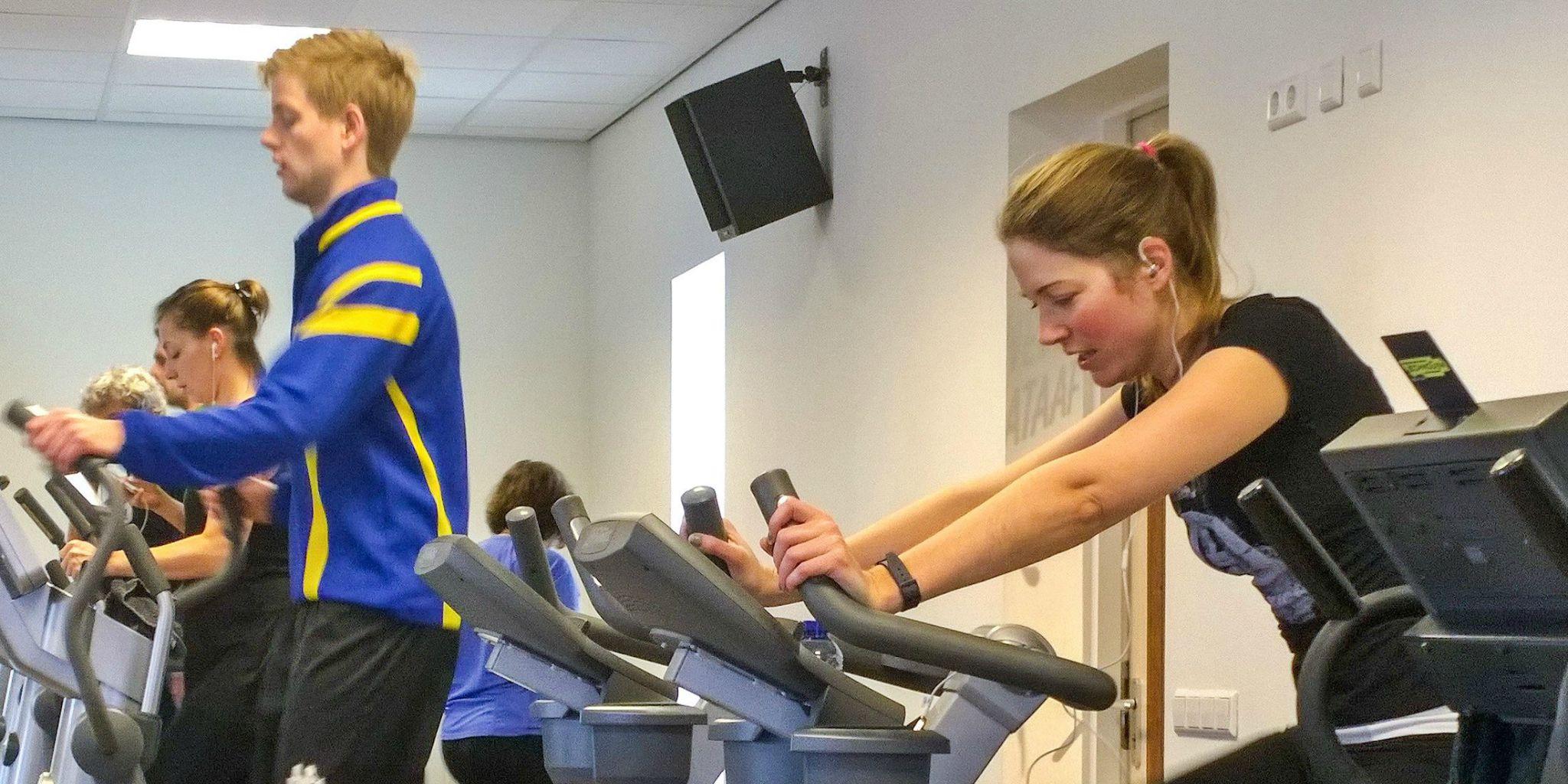 Fitness de Bataaf is gespecialiseerd in Cardiofitness Den Haag.