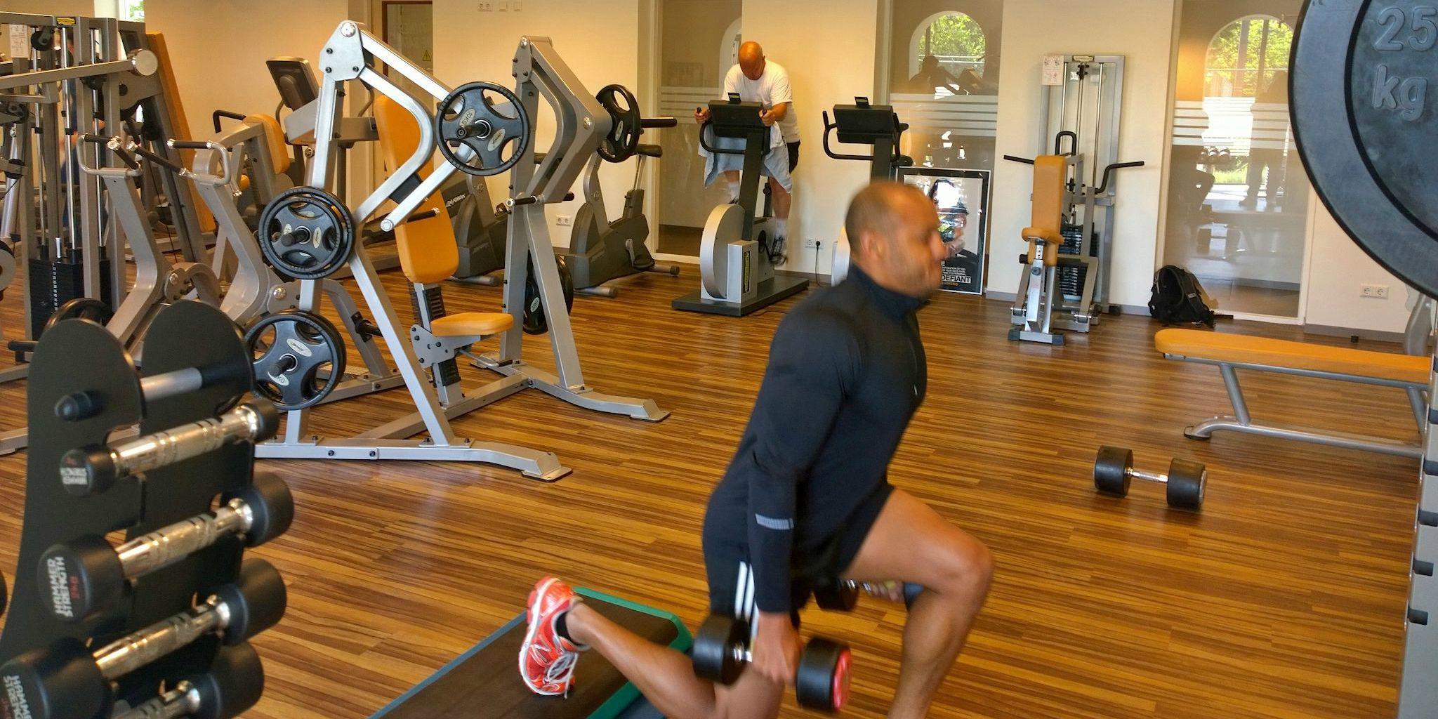 fitness boeken krachttraining