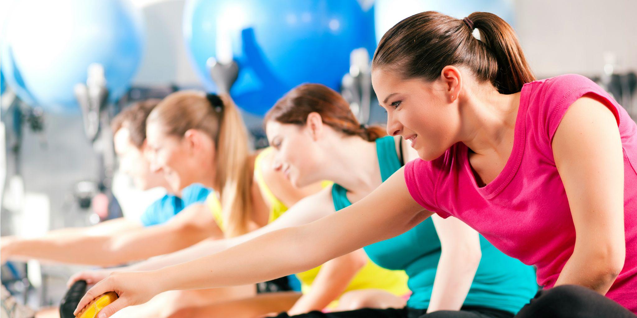 Lesrooster groepslessen Fitness de Bataaf voor Pilates lessen