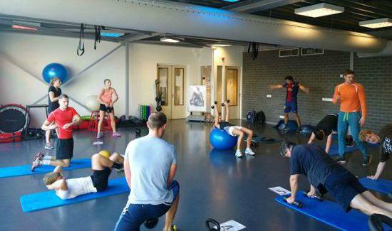 Een gevarieerde training bij Fitness de Bataaf - Functional Training in Den Haag