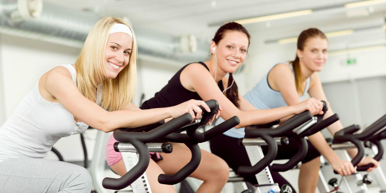 Lesrooster groepslessen Fitness de Bataaf voor Spinning & IndoorCycling in Den Haag.