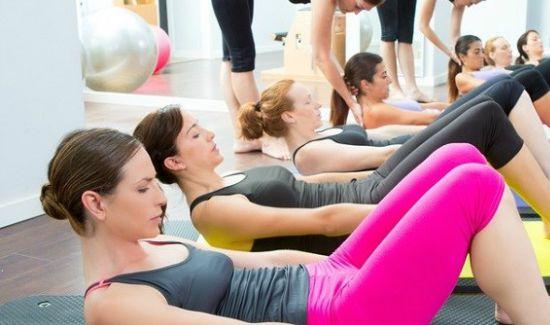 Groepslessen Fitness Den Haag - Pilates bij Fitness de Bataaf