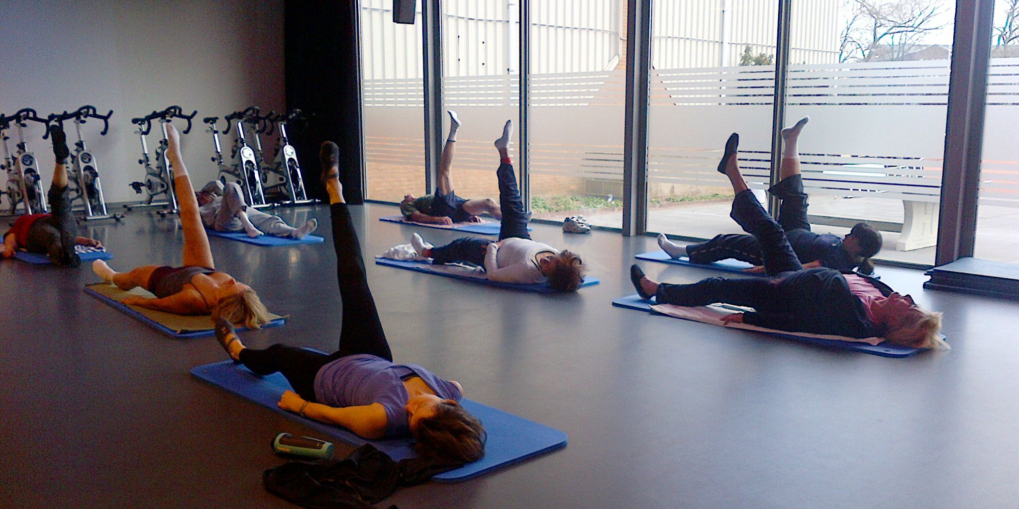 Pilates Den Haag bij Sportschool Fitness de Bataaf.