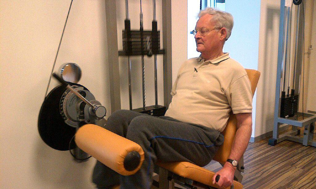 Revalidatie Fitnessprogramma's beoefen je bij Fitness de Bataaf in Den Haag.