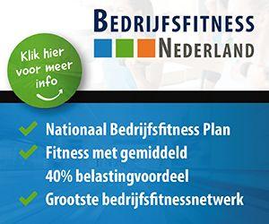 Bedrijfsfitness Nederland werkt samen met Fitness de Bataaf in Den Haag.