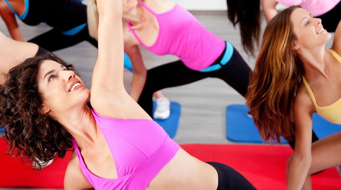 BodyShape lessen bij Fitness de Bataaf - Sportschool Den Haag.
