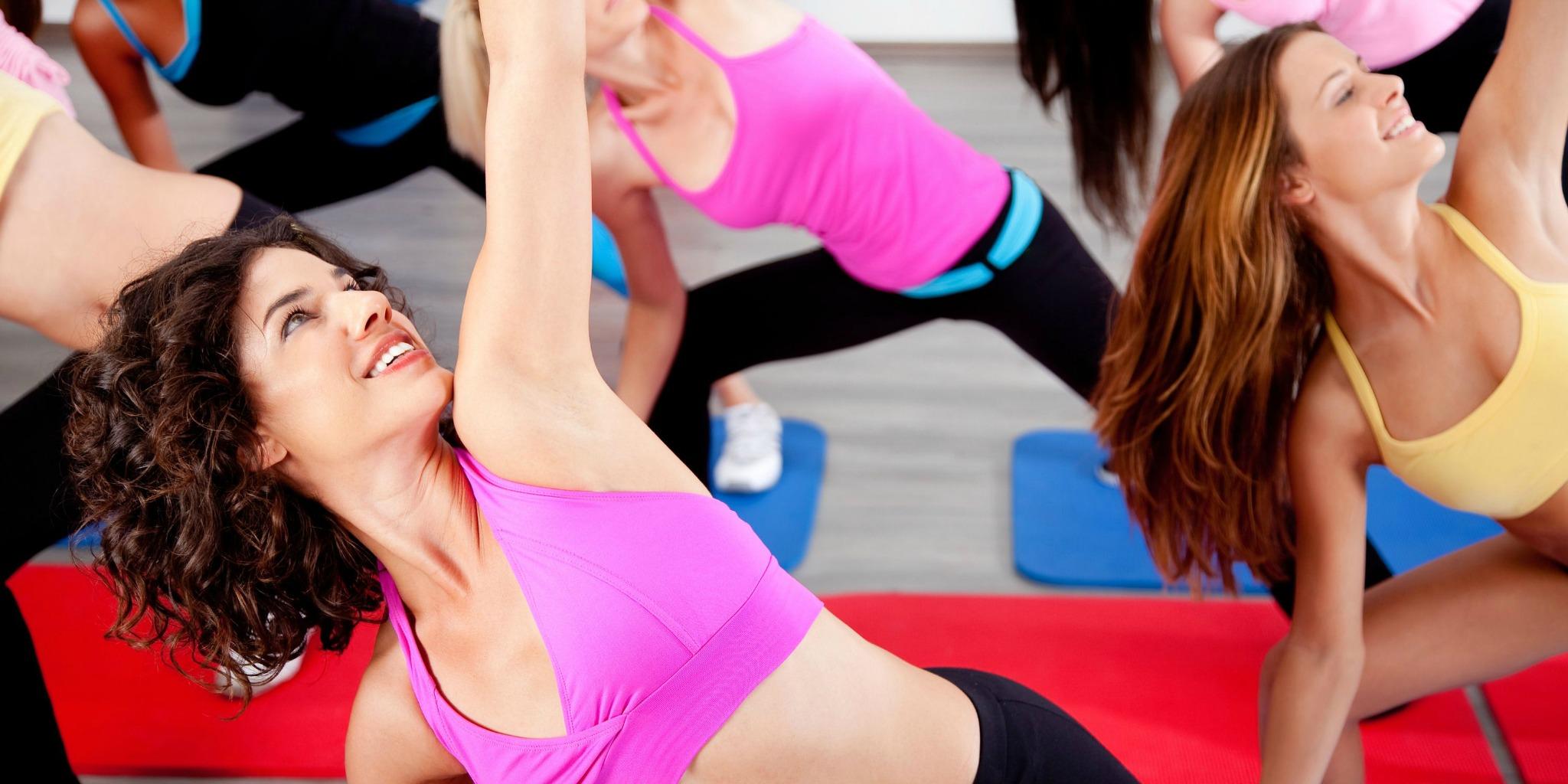Bodyshape les bij Fitness de Bataaf - Sportschool Den Haag