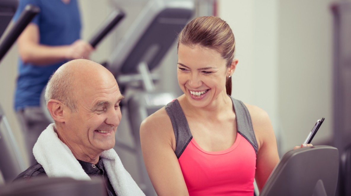 Fitness de Bataaf - Personal Training in Den Haag