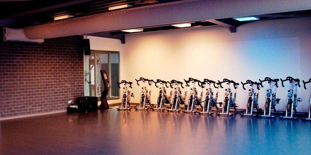 Multifunctionele ruimte bij Fitness de Bataaf