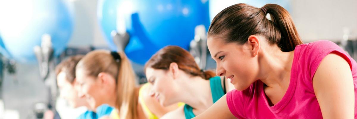 Pilates lessen bij Fitness de Bataaf - Sportschool Den Haag.